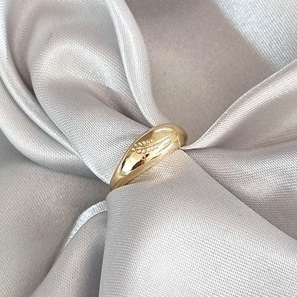 טבעת גולדי חריטת גבעול