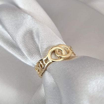 טבעת גולדי מחוברים