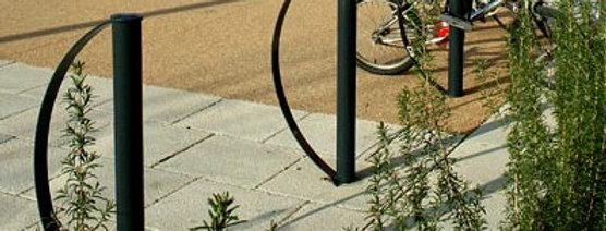 ARROW / Paraciclo