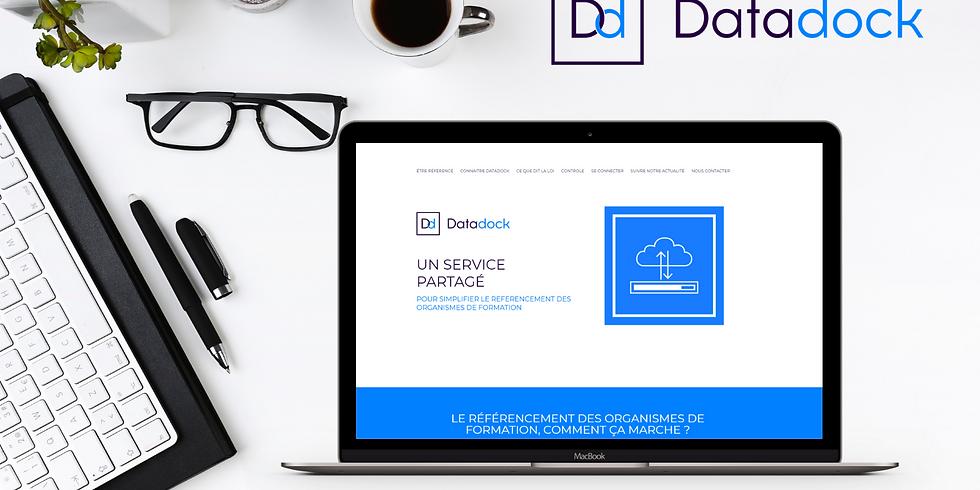 DATADOCK : méthodes pratiques et clés de réussite pour être référencé sur la plateforme.