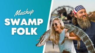 Swamp Folk - Mashup