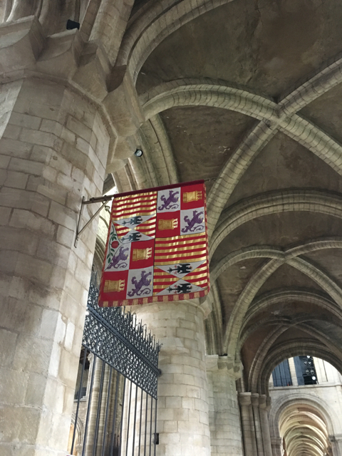 Katharine of Aragon's standard