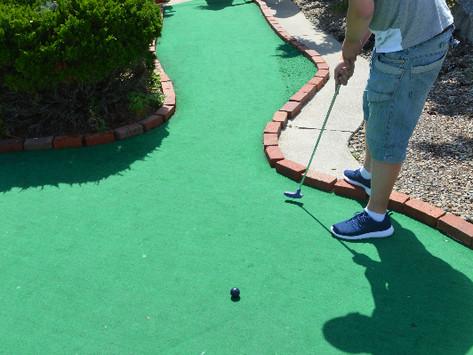 Thursday 30th July - Golf & Go-Karts