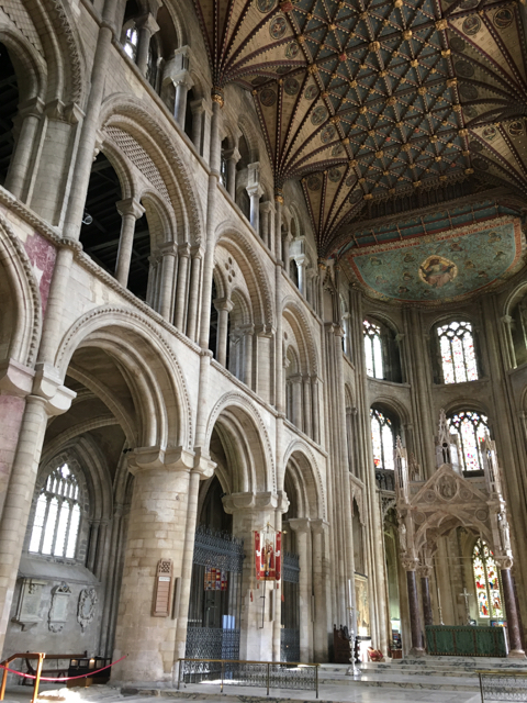 Romanesque arches