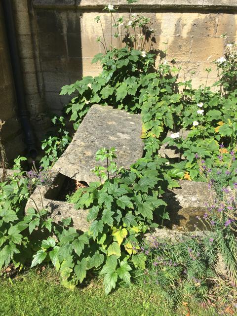medieval stone coffins