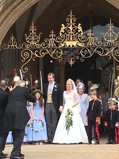 The smart wedding
