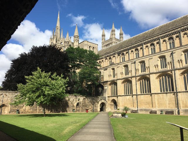 cathedral from cloisters (1)