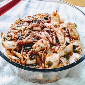 You can make Kimchi - Really.
