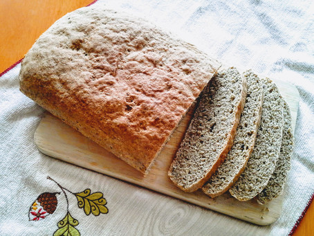 A Speedy Recipe for Multi-grain Bread that Powers You Through a Day
