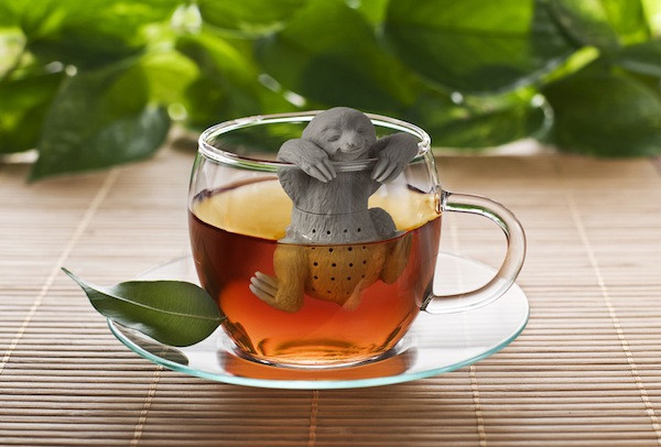 Relax and chill out fast with a cuppa tea