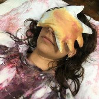 Reiki Hands Eye & Body Pillow