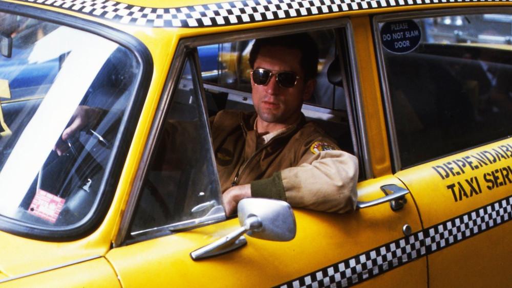 Robert De Niro in 'Taxi driver' (© Columbia Pictures)