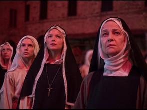 Geloof, blasfemie en hoog oplaaiende passie in 'Benedetta'