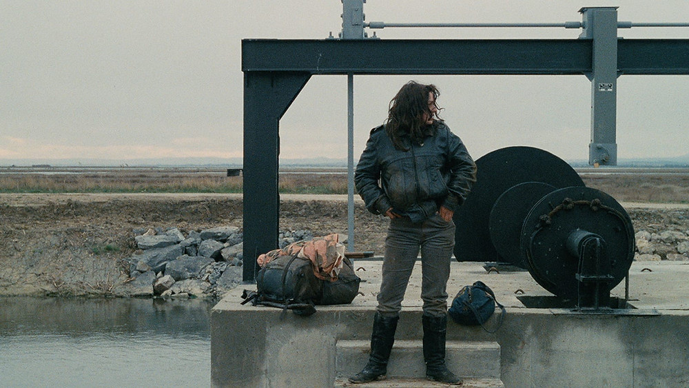 Sandrine Bonnaire in Agnès Varda's 'Sans toit ni loi' (criterion)