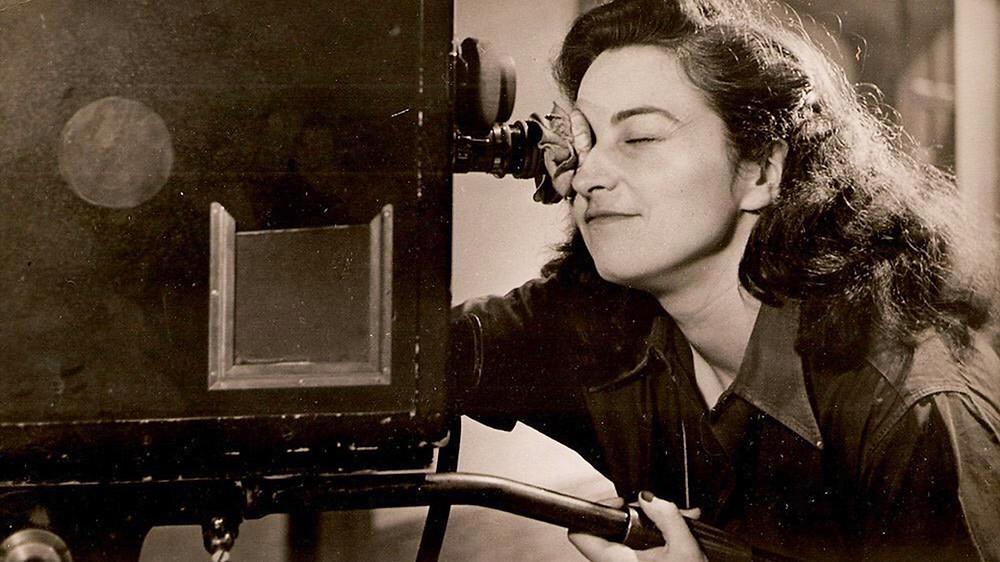 De Franse cineaste Jacqueline Audry (1908-1977) (©Dogwoof Sales)