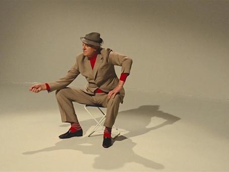 In 'Parade' hangt Jacques Tati opnieuw de clown uit