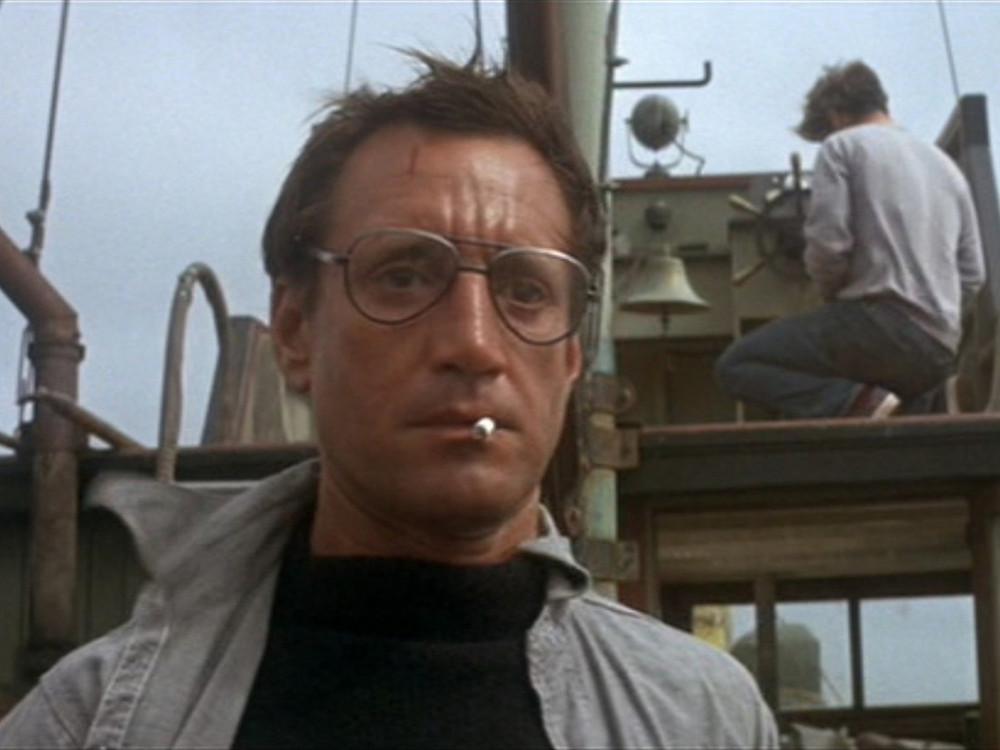 Roy Scheider in 'Jaws'