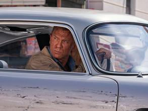 In de nieuwe Bondfilm heeft 007 'no time to spy'