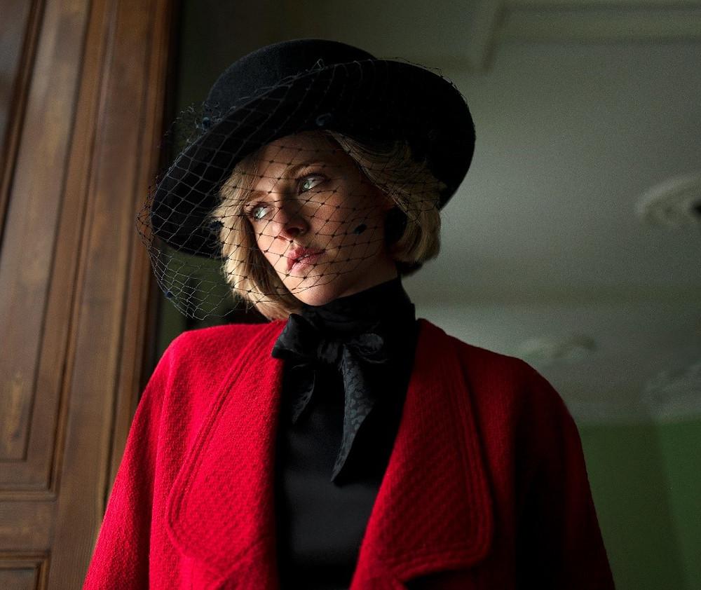Kristen Stewart als Lady Di in Pablo Larrains 'Spencer'