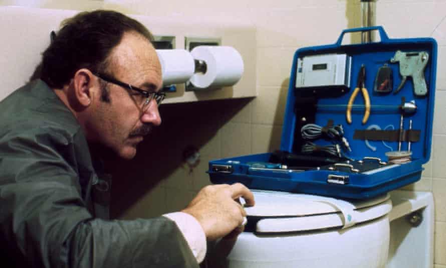 Gene Hackman in 'The conversation' (Universal Pictures)