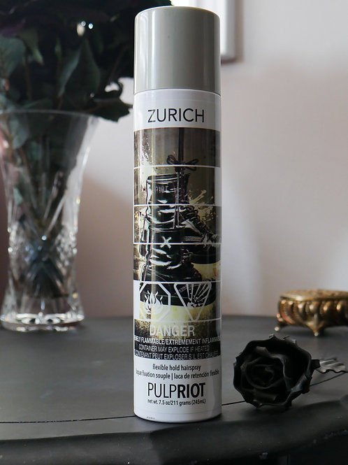 Pulp Riot Zurich Flexible Hold Hairspray