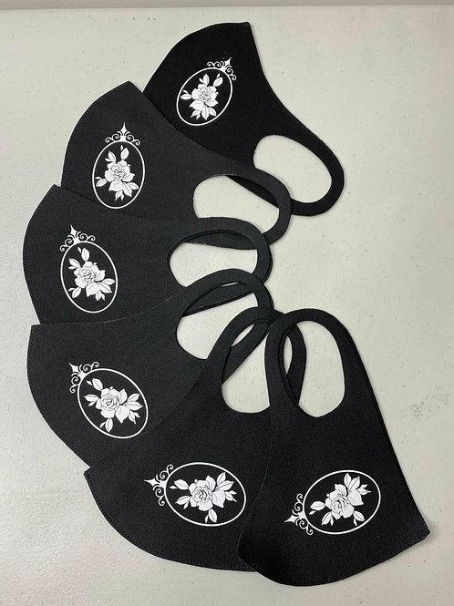 Black Rose Beauty Lounge Fashion Mask