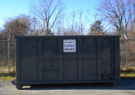 Dumpster sizes from 10 to 30 yards