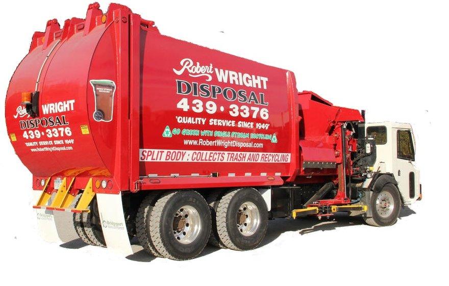 Garbage Amp Recycling Robert Wright Disposal Glenmont