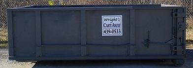 10 yard Cartaway dumpster