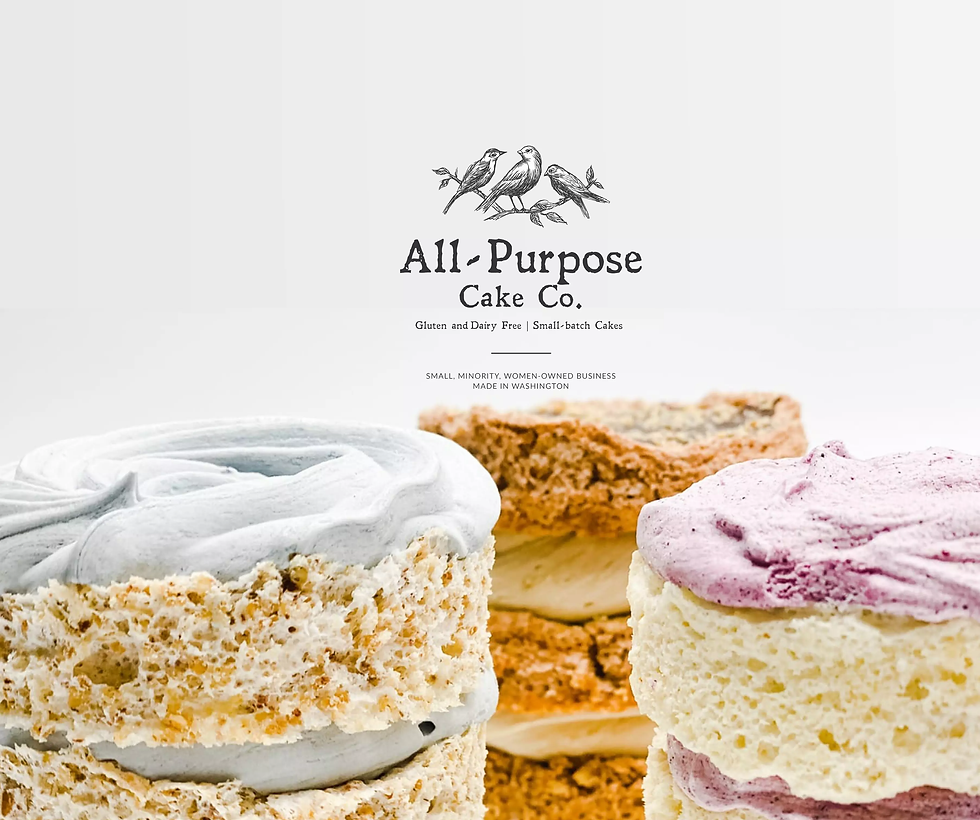 All Purpose Cakes