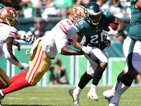 Philadelphia Eagles Week 2 Recap vs 49ers