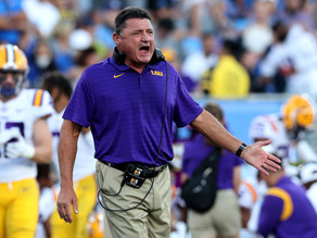 """""""O"""" is for Over when it comes to Coach Ed in Baton Rouge"""