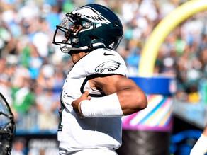 Takeaways from Philadelphia Eagles Week 5 Win