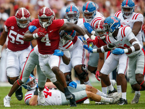 Separation Saturday in the SEC and College Football