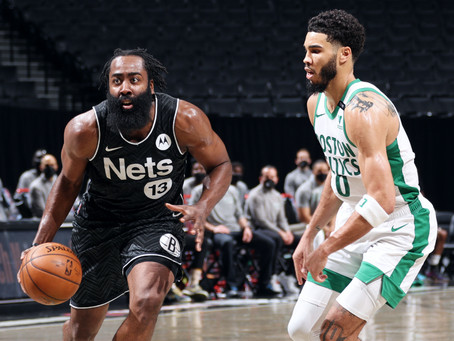 NBA 2021 Team Win Projections
