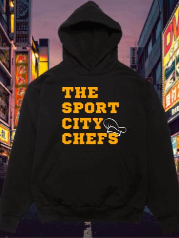 Sport City Chefs Hoodie Sweatshirt