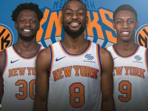 New York Knicks 2021-22 Season Preview
