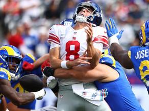 Takeaways from New York Giants Week 6 Loss