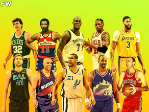 The Villain's Top 5 Power Forwards of All Time