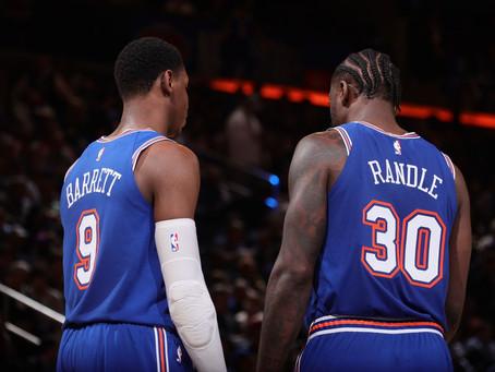 Post-Mortem on the 2020-21 New York Knicks