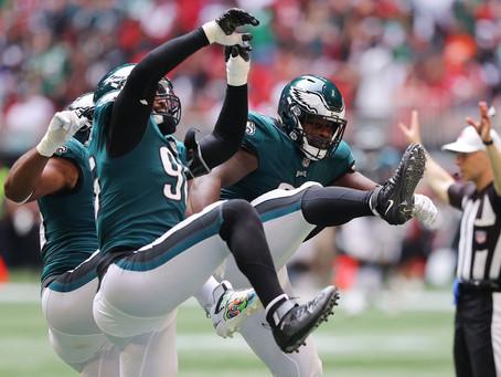 Philadelphia Eagles Win Big in Week 1