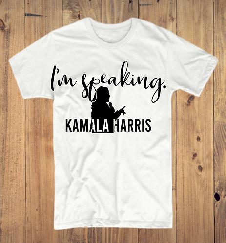 """I'm Speaking"" T-Shirt"