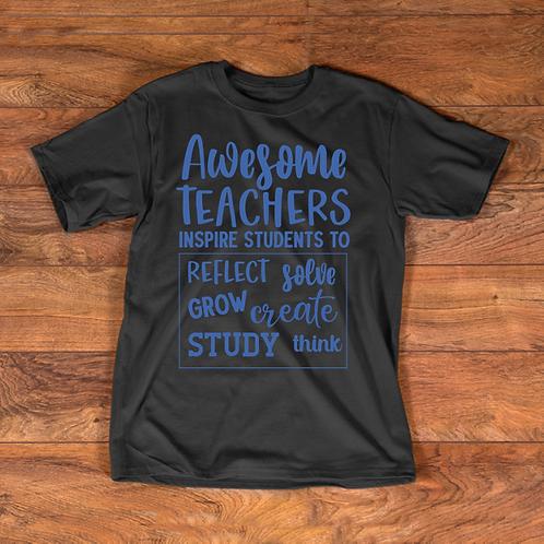 Awesome Teachers T-Shirt