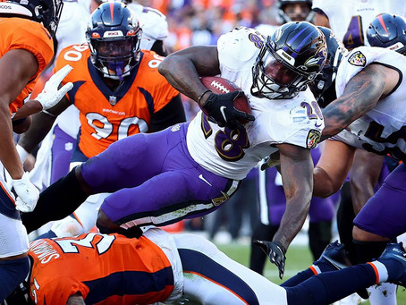 NFL Week 5 Fantasy Waiver Wire Adds