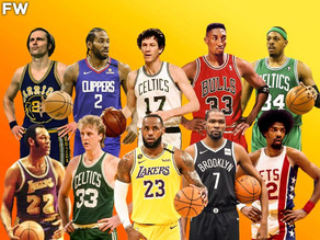 The Villain's Top 5 Small Forwards of All Time