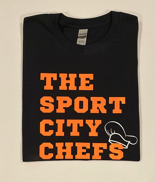 Sport City Chefs Logo T-Shirt