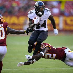 NFL Fantasy Player Drops for Week 7