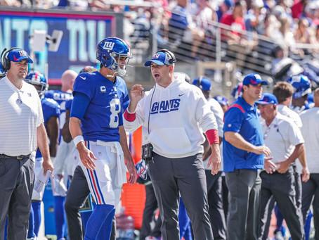 Takeaways from New York Giants Week 3 Loss