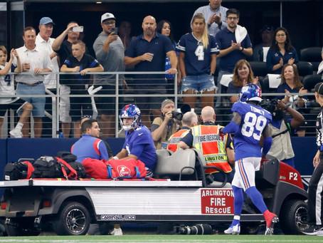 Takeaways from New York Giants Week 5 Loss