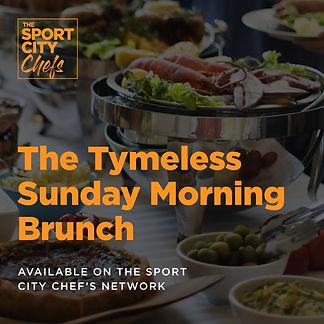 Tymeless Sunday Morning Brunch (Main) -